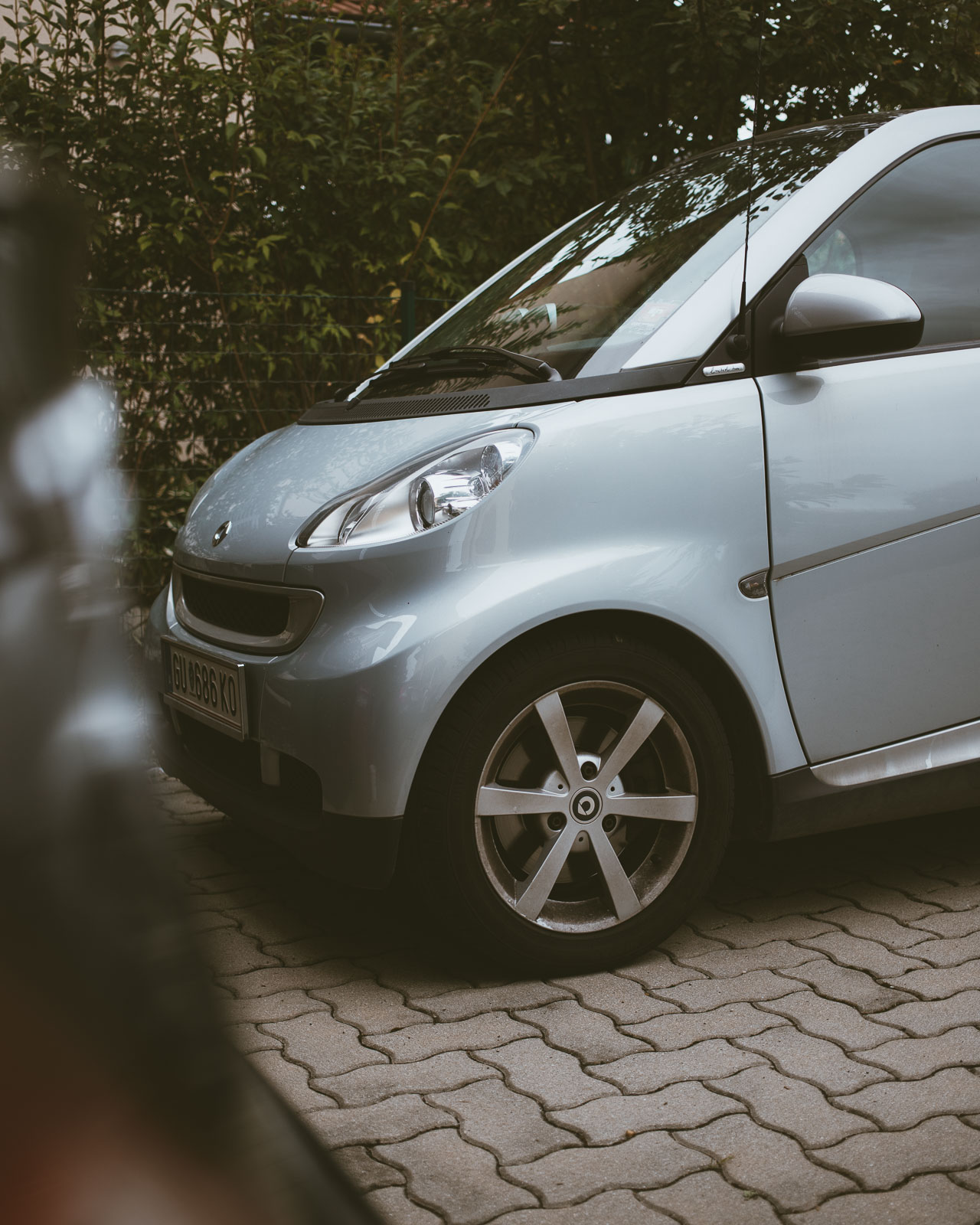 Smart Fortwo – Edition Limited Two