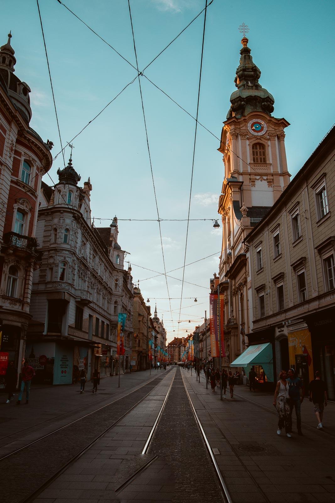 Summervibes in Graz